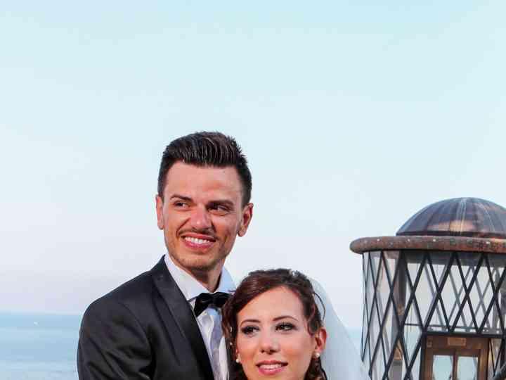 le nozze di Antonia e Angelo
