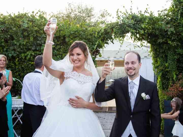 le nozze di Julia e Marco