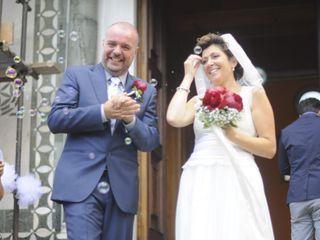 Le nozze di Luca e Monica