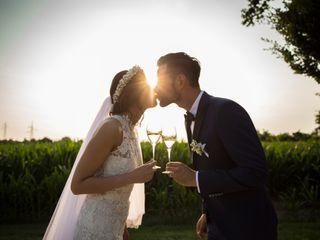 Le nozze di Angela e Christian