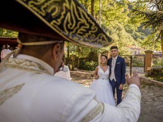 Le nozze di Catherine e Christian 1