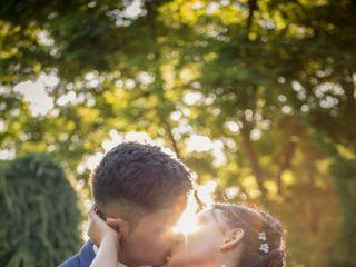 Le nozze di Catherine e Christian
