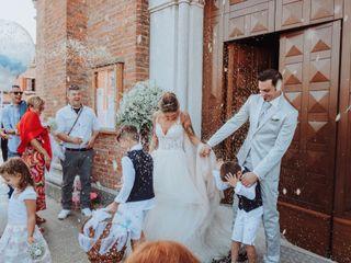 Le nozze di Tamara e Davide