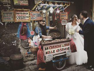 Le nozze di Maria Grazia e Gaetano 1