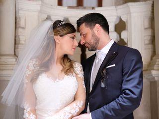 Le nozze di Emanuela e Arcangelo