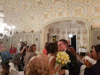 Le nozze di Ramona e Marco