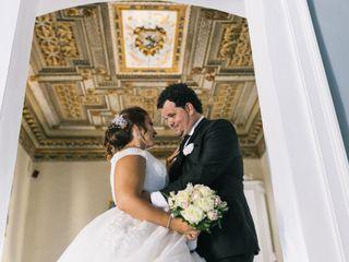 Le nozze di Tiziana e Federico