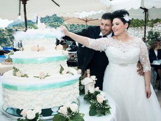 Le nozze di Cristina e Ivano 1