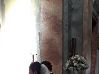 Le nozze di Melanie  e Giovanni  1