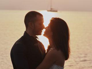 Le nozze di Selene e Gianluca