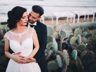 Le nozze di Ilaria e Rosario