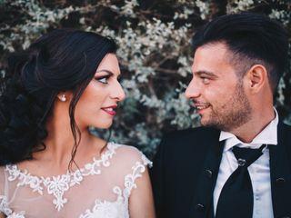 Le nozze di Ilaria e Rosario 1