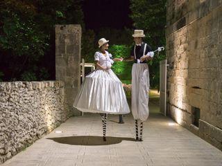 Le nozze di Ludovica e Francois