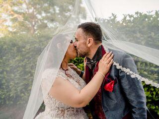 Le nozze di Clemente e Maria Grazia