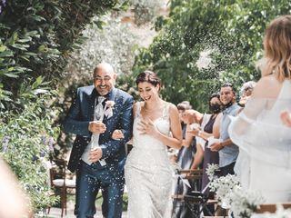 Le nozze di Gianmarco e Verdiana