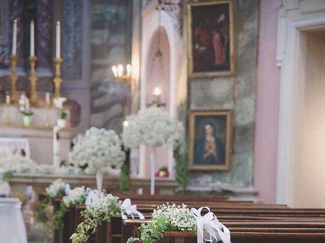 Il matrimonio di Giuliano e Valentina a Gassino Torinese, Torino 12