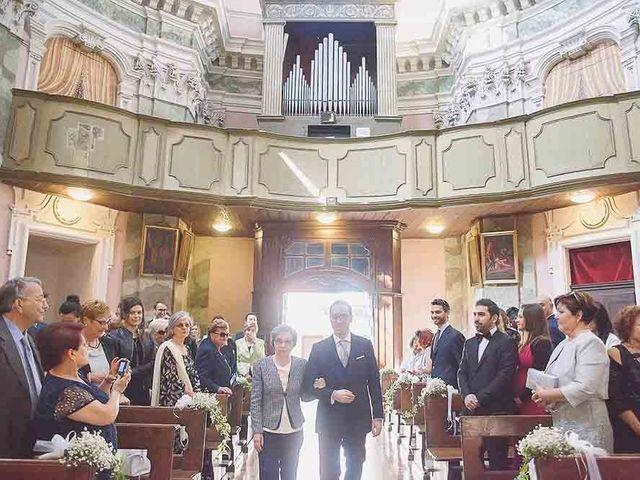 Il matrimonio di Giuliano e Valentina a Gassino Torinese, Torino 15