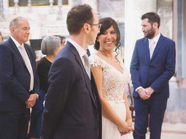 Il matrimonio di Giuliano e Valentina a Gassino Torinese, Torino 16