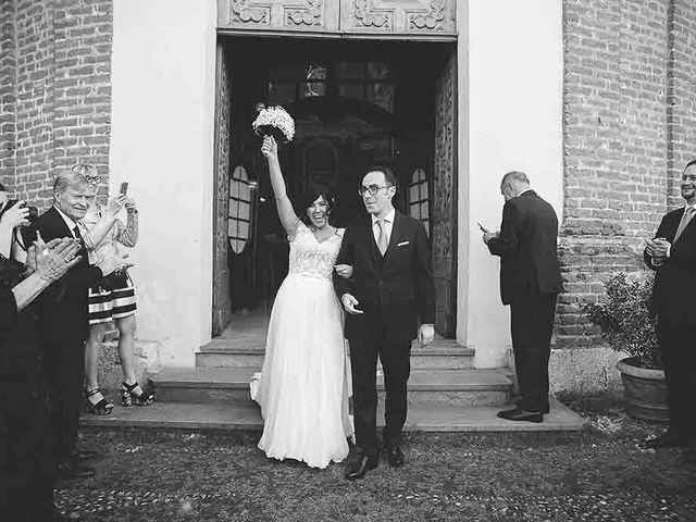 Il matrimonio di Giuliano e Valentina a Gassino Torinese, Torino 19
