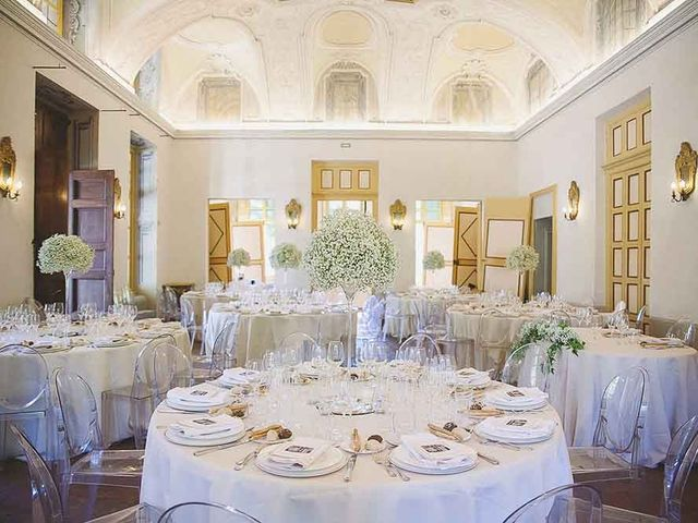 Il matrimonio di Giuliano e Valentina a Gassino Torinese, Torino 21
