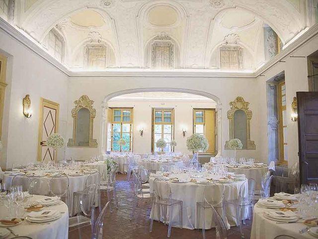 Il matrimonio di Giuliano e Valentina a Gassino Torinese, Torino 24