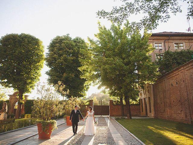 Il matrimonio di Giuliano e Valentina a Gassino Torinese, Torino 27