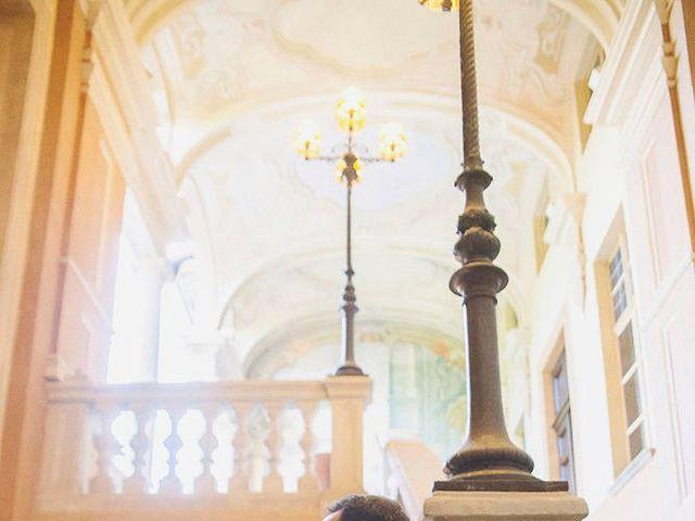 Il matrimonio di Giuliano e Valentina a Gassino Torinese, Torino 28