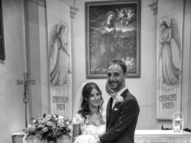 Il matrimonio di Fabrizio e Laura a Mariano Comense, Como 4