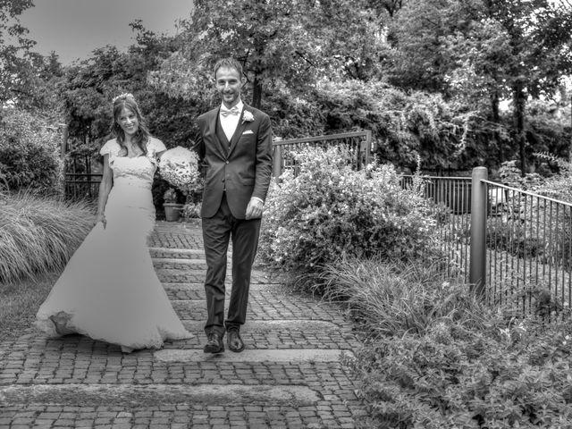 Il matrimonio di Fabrizio e Laura a Mariano Comense, Como 9