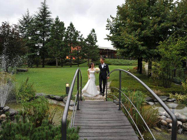 Il matrimonio di Fabrizio e Laura a Mariano Comense, Como 10