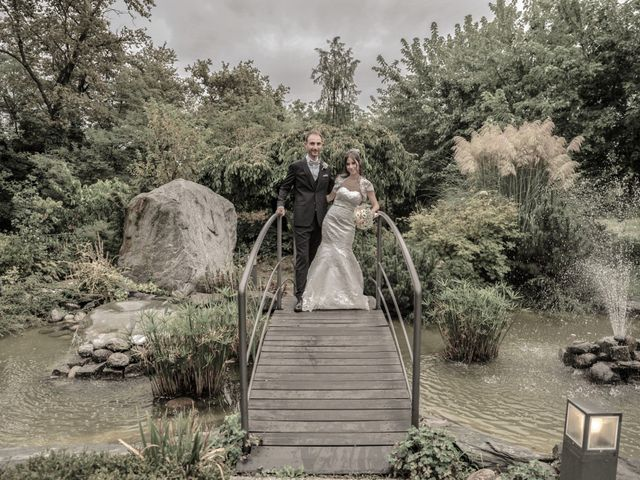 Il matrimonio di Fabrizio e Laura a Mariano Comense, Como 12