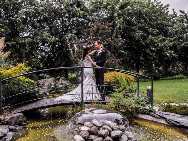 Il matrimonio di Fabrizio e Laura a Mariano Comense, Como 1