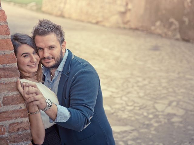 Il matrimonio di Emanuele e Elena a Borgosatollo, Brescia 2