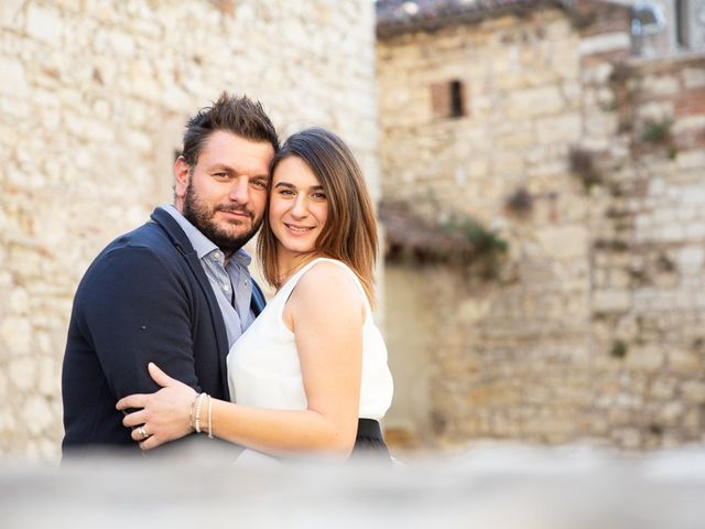 Il matrimonio di Emanuele e Elena a Borgosatollo, Brescia 4