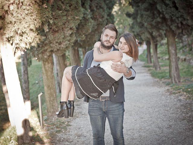 Il matrimonio di Emanuele e Elena a Borgosatollo, Brescia 7