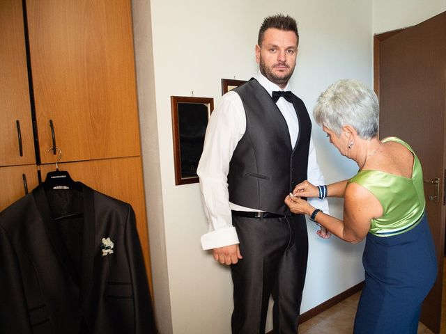 Il matrimonio di Emanuele e Elena a Borgosatollo, Brescia 28