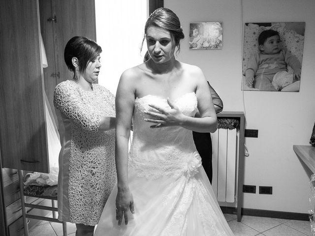 Il matrimonio di Emanuele e Elena a Borgosatollo, Brescia 29