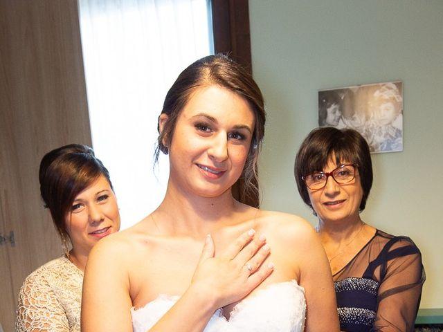 Il matrimonio di Emanuele e Elena a Borgosatollo, Brescia 44