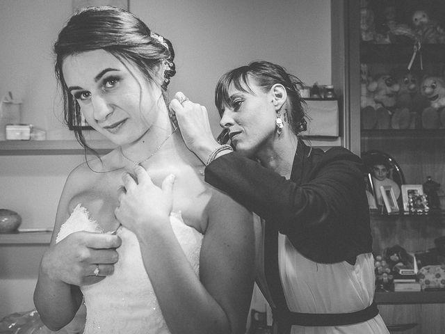 Il matrimonio di Emanuele e Elena a Borgosatollo, Brescia 50