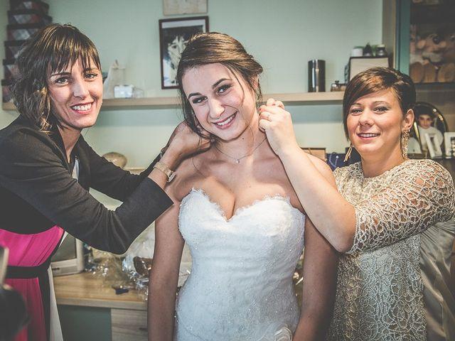 Il matrimonio di Emanuele e Elena a Borgosatollo, Brescia 34