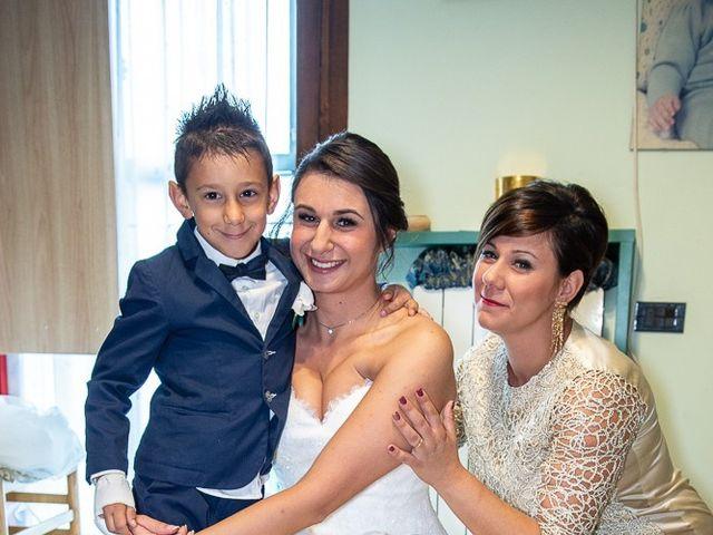 Il matrimonio di Emanuele e Elena a Borgosatollo, Brescia 39