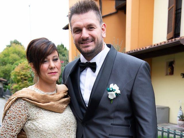 Il matrimonio di Emanuele e Elena a Borgosatollo, Brescia 54