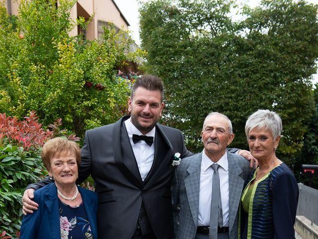Il matrimonio di Emanuele e Elena a Borgosatollo, Brescia 52