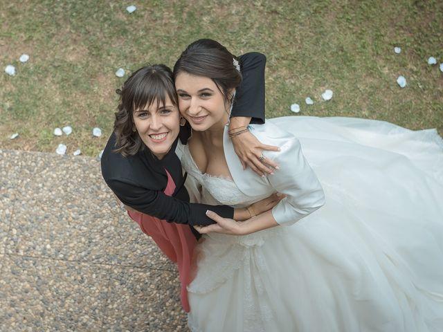 Il matrimonio di Emanuele e Elena a Borgosatollo, Brescia 60
