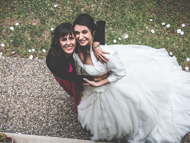 Il matrimonio di Emanuele e Elena a Borgosatollo, Brescia 61