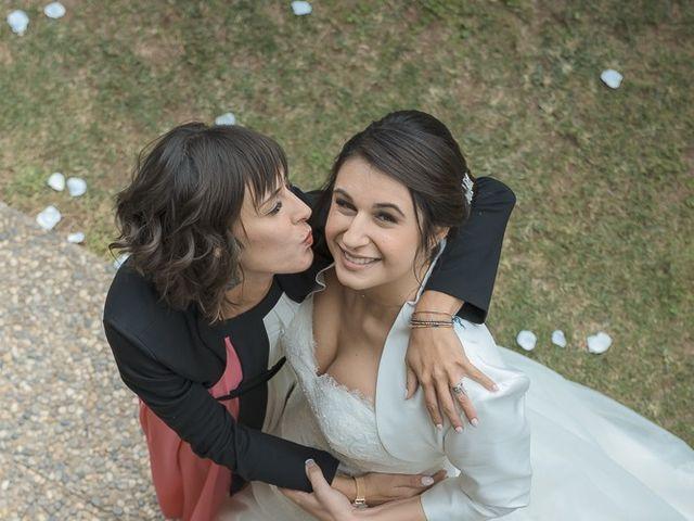 Il matrimonio di Emanuele e Elena a Borgosatollo, Brescia 63