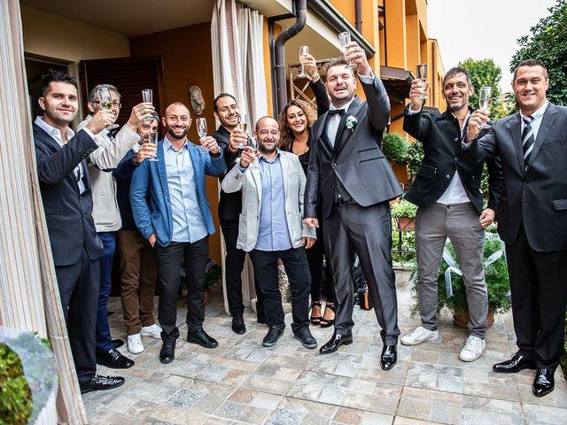 Il matrimonio di Emanuele e Elena a Borgosatollo, Brescia 66