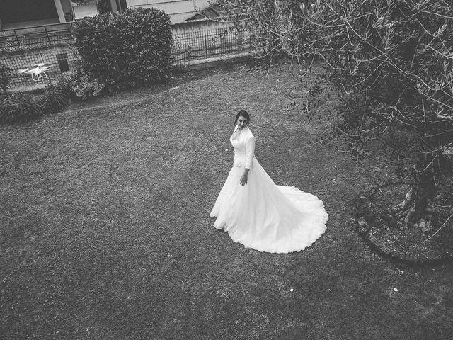 Il matrimonio di Emanuele e Elena a Borgosatollo, Brescia 67