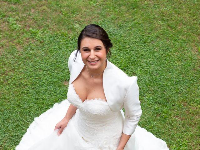 Il matrimonio di Emanuele e Elena a Borgosatollo, Brescia 69