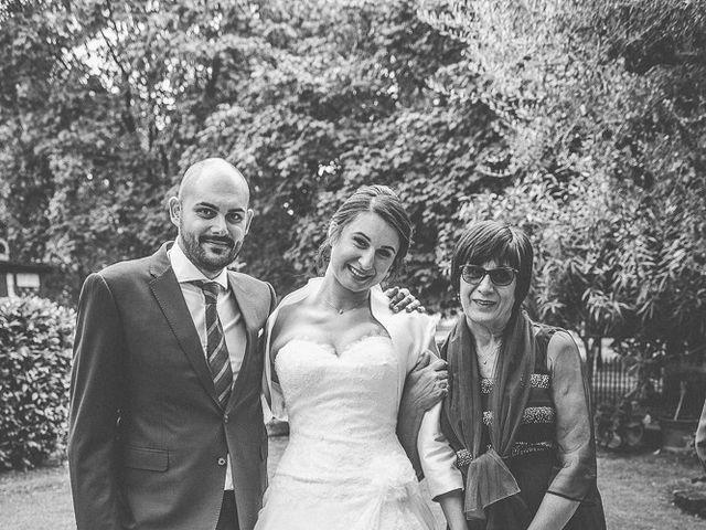 Il matrimonio di Emanuele e Elena a Borgosatollo, Brescia 76